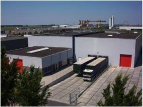 Q-Fits Logistiek Centrum in Nederland